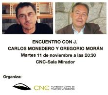 MONEDERO Y MORAN PRESENTACION