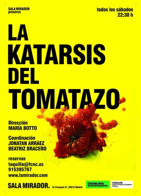 20 Aniversario La Katarsis del Tomatazo