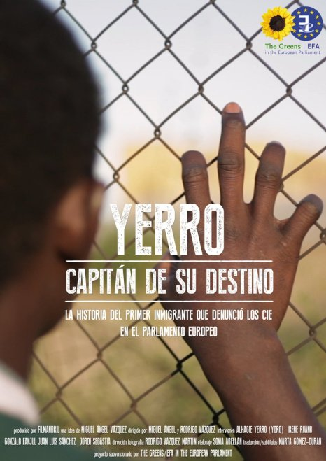 Documental Yerro Capitán de su destino