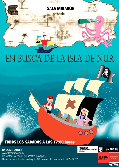 En busca de la isla de Nur