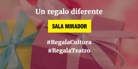 #RegalaCultura